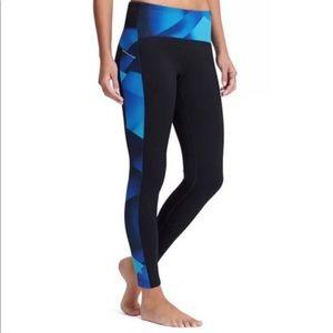 Athleta Power Lift fleece lined leggings medium